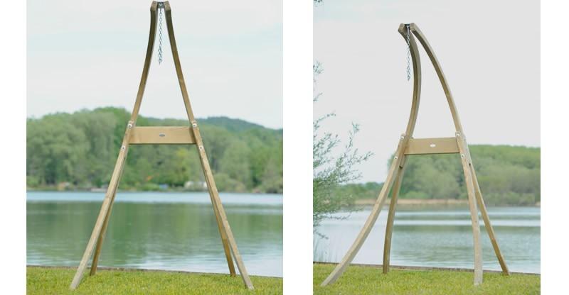 Soporte de silla hamaca: ATLAS.