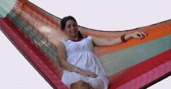 Hamaca Mejicana: ACAPULCO Multicolor