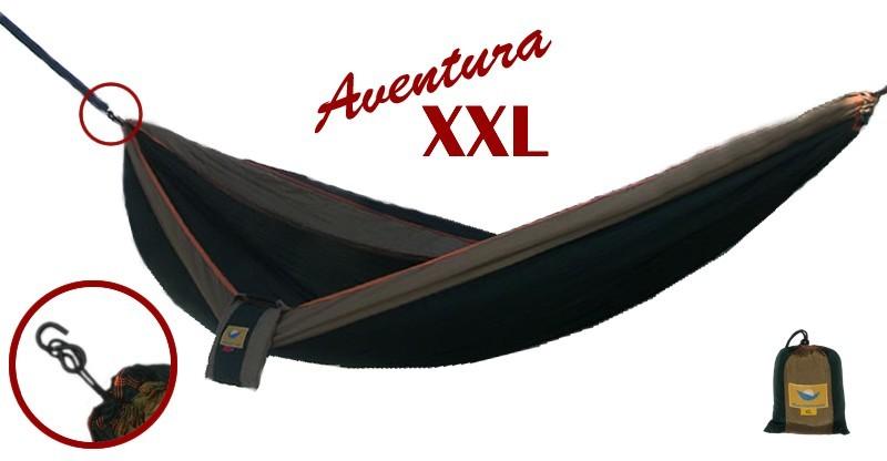 Hamaca Aventura: JUNGLE XXL