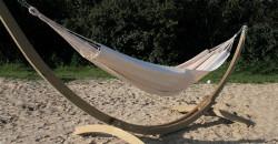 Hamaca Marfil Confort Plus + soporte Troya
