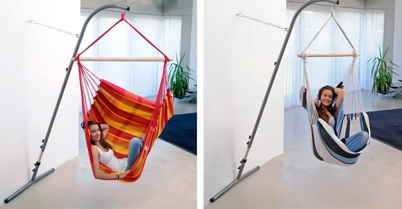 Soporte de silla hamaca: PALMERA RS