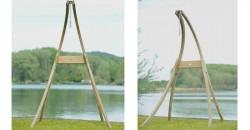 Soporte de silla hamaca:...