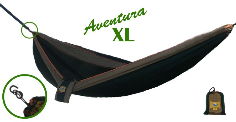 Hamaca Aventura: JUNGLE XL