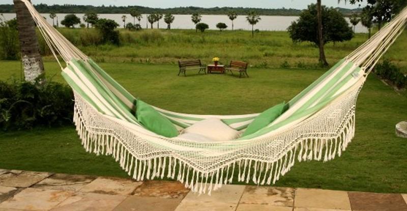 Comprar verde fresh confort con varanda en - Hamacas dobles ...