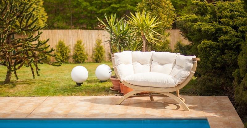 Sofá de jardín: SIENA DUE
