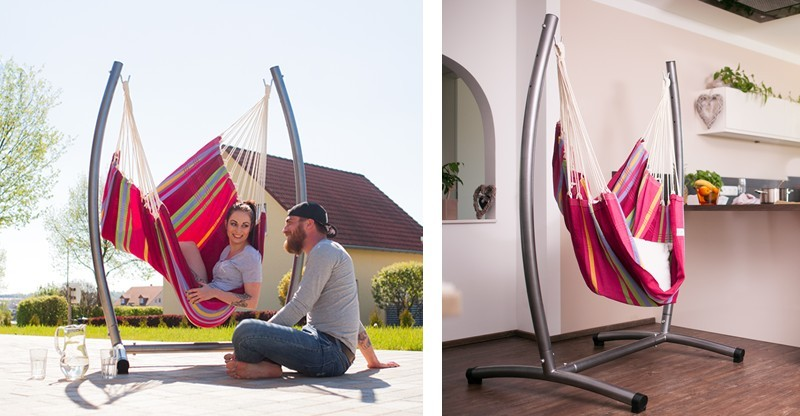 Soporte de silla hamaca: OMEGA RS