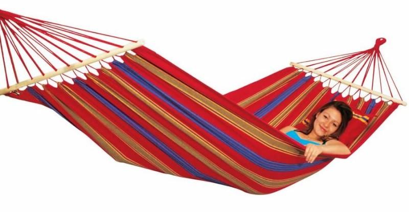 Hamaca con separador: ARUBA CAYENNE